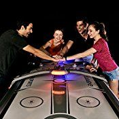 Barrington Billiards EA Sports Air Powered Hockey Table, This ea sports, fast action, air hockey table is a premium arcade game that can help you get Air Hockey, Ea Sports, Gift Store, Arcade Games, Toys, Table, Toy, Tables, Games