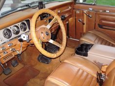 1980 Jeep Wagoneer Interior