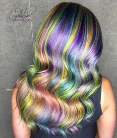 """564 Likes, 8 Comments - Joico Color Intensity (@joicointensity) on Instagram: """"✨PASTEL CONFETTI✨ by @cryistalchaos: """"Love this vibrant pastel look I created using all…"""""""
