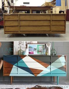 Do you love the thrill of the hunt through yard sales and flea markets? Always on the look out for the perfect piece? Check out these refurbished beauties!
