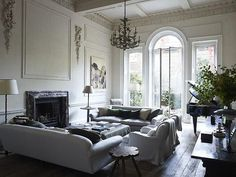 english country style interior design - Google Search