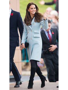 キャサリン妃/上品なドレスコートでプリンセスルックが完成