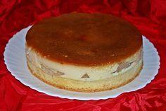 Tort de mere cu crema de zahar ars Romanian Desserts, Romanian Food, Cake Hacks, No Cook Desserts, Easter Recipes, Easter Food, Pastry Cake, Something Sweet, Sweet Bread