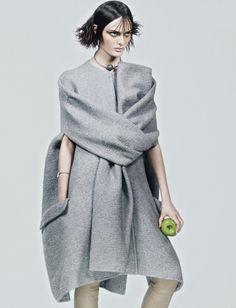 """opaqueglitter: """"Het bewerken"""" Sam Rollinson door Craig McDean voor Vogue Italia September'13."""