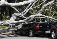 For Dallas-area residents, more storm outages bring more frustration. Some residents had power restored for less than a day before the lights went out again. Chad Roberts' truck was crushed Thursday by a massive tree, which is still blocking his northeast Dallas street. October 6, 2014 #poisonedweather