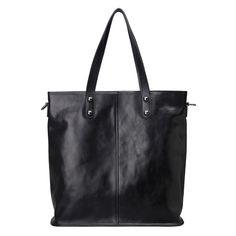 leather womens handbags-black cool leather convertible crossbody shoulder handbag bag for women