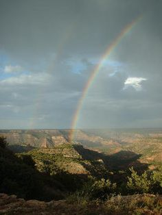 Texas Palo Duro Canyon State Park