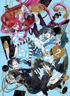 Black Butler-Alice in Wonderland