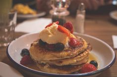 The Breakfast Club Hoxton Londres ♥ Adresse : 2,4 Rufus Street, métro Old Street/Shoreditch High Street, site web