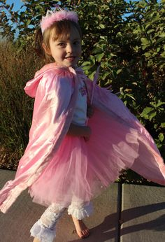 Pink Pretty Princess 5 Piece Ballerina Tutu by Passion4Expression, $48.00
