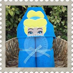 Glass Slipper Princess from French Frills Embroidery