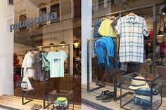 retail design, interior design, shop, industrial, vintage, windows, visual merchandise