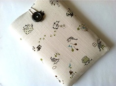 Kindle Cover Case Kindle Sleeve Kindle Paperwhite by bertiescloset, $23.99