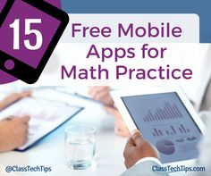 Finding the right math app to support struggling students can be a challenge. I've created this list of 15 free mobile apps for math practice to help guide teachers in the right direction as they search for tools to support their students. You might decide to bring these into stations or recommend to families for extra practice at home. Viewed thousands of times – this presentation includes some of the... Read Article →