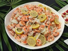 Southern-Style Pickled Shrimp - Catering by Debbi Covington - Beaufort ...