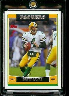 2006 Topps # 200 Brett Favre - Green Bay Packers - NFL Football Cards by Topps. $2.51. 2006 Topps # 200 Brett Favre - Green Bay Packers - NFL Football Cards