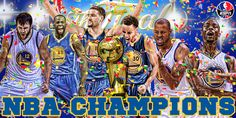 Golden State Warriors - 2015 NBA Champs, 1st time since 1975.