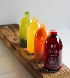 Rainbow coldpressed juice organic