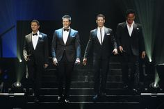Il Divo at Hard Rock Live  Photo by Ralph Notaro/NDM Images