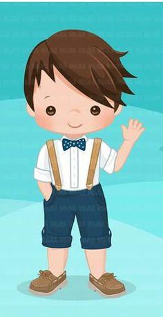 Cartoon Drawings Of People, Cartoon People, Page Borders Design, Miraculous Ladybug Wallpaper, Drawing School, Boy Illustration, Kids Store, Felt Dolls, Cute Drawings