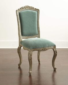 Shop Jace Dining Chair at Horchow, where you'll find new lower shipping on hundreds of home furnishings and gifts. Black Dining Chairs, Leather Dining Room Chairs, Kitchen Chairs, Dining Room Furniture, Furniture Decor, Modern Chairs, Rococo Furniture, Dining Room Chair Cushions, Chair And Ottoman