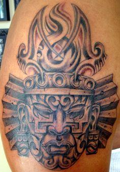 Tatuajes Aztecas | Tatuajes