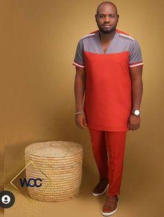 Native Wears, African Men Fashion, Men's Fashion, How To Wear, Style, African Fashion, Moda Masculina, Swag, Mens Fashion