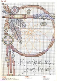 web of live 1 Cross Stitch Borders, Counted Cross Stitch Patterns, Cross Stitch Charts, Cross Stitch Designs, Cross Stitching, Cross Stitch Embroidery, Embroidery Patterns, Cross Stitch Needles, Loom Patterns
