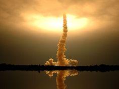 Endeavor to Orbit // James N. Brown 2008