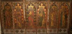 church medieval panels - Google Search