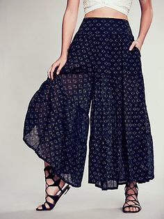 Styling inspiration for the Liesl and Co Girl Friday Culottes sewing pattern.