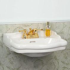 Mini Stanford Wall Mount Sink