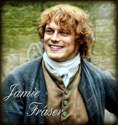 Jamie Fraser #SmileFraser