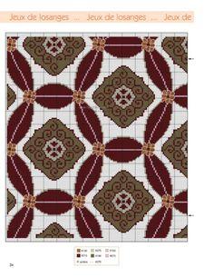 Gallery.ru / Фото #54 - Napkins, Carpets, Pillows 1 - Summerville