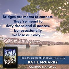 Walk The Edge by Katie McGarry - Teaser