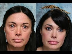 Face acupressure workouts and facial massage will make you look younger. Yoga for the face: Facial aerobics exercises result in a gorgeous natural facelift Face Lift Exercises, Facial Exercises, Reduce Eye Bags, Natural Face Lift, Under Eye Wrinkles, Face Yoga, Face Skin, Skin Treatments, Beauty Hacks