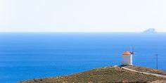Windmühle auf Astypalea, Griechenland © Nisa Maier Hotels, Strand, Girl Hairstyles, Hair Styles, Brittany, Last Minute Vacation, Greek Islands, Croatia, Greece