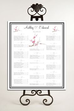 Fall Leaf Seating Chart for Table Assignments for your Wedding Reception - Printable PDF File by creatingapapermemory on Etsy Budget Wedding, Fall Wedding, Our Wedding, Wedding Planning, Dream Wedding, Wedding Stuff, Wedding 2015, Wedding Crafts, Wedding Wishes
