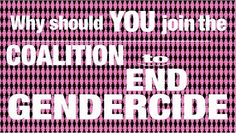 Join the Coalition to End Gendercide by All Girls Allowed. Join All Girls Allowed, 5 UN organizations, and congresspeople from both parties in ending Gendercide.