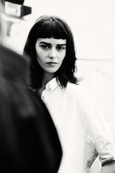 Acne spring 2014 by Lea Colombo