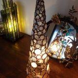 StainedGlass:StainedAttendhttp://www6.ocn.ne.jp/~attend/N.K様作品シンプルでとっても素敵な柊のリース。グリーンにブラウンの流れの入ったブルズアイ社のリングモトルは柊にぴったりのガラスです。ラメも入っていてとても綺麗なんですょ。10月・11月・12月のお休みはこちらをご覧ください↓http://www6.ocn.ne.jp/~attend/index.html#saof2鎌倉のステンドグラス教室ステンドアテンドhttp://www6.ocn.ne.jp/~attend/神奈川県鎌倉市腰越5-15-280467-84-9878090-1545-6869email:ariga@siren.ocn.ne.jpChristmaswreath(10/20)