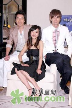 Vic chou black and white dress.