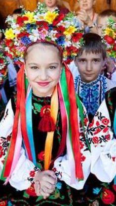 Ukrainа - страна древнего матриархата, так что не удивляйтесь, что женщины у нас выглядят активней и крепче