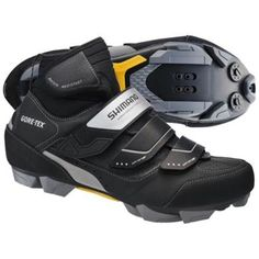 Buy your Shimano Gore-Tex SPD Winter Mountain Bike Boots - Cycling Shoes from Wiggle. Bike Boots, Mtb Shoes, Cycling Shoes, Mountain Bike Shoes, Mountain Biking, Boots 2014, Winter Mountain, Bicycles, Winter