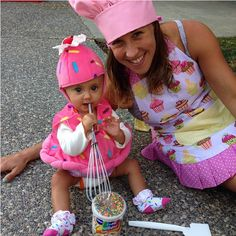 Cupcake babies forever and always. | 23 Times Halloween Satisfied All Your Baby-Craving Needs