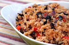 Spanish Rice | Tide and Thyme