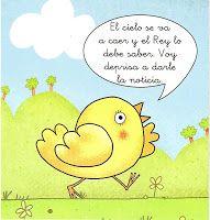 CUENTO | El pollito Pito (Recursos para trabajar el cuento) ~ La Eduteca