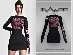 Sims 4 Mods Clothes, Sims 4 Clothing, Sims Mods, Sims 4 Cas, Sims Cc, Sims 4 Collections, Sims 4 Dresses, Sims 4 Characters, Sims 4 Cc Packs