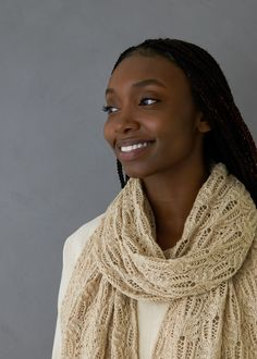 Ravelry: Botanical Lace Wrap pattern by Purl Soho Lace Knitting Patterns, Free Knitting, Stitch Patterns, How To Purl Knit, Knit Purl, Purl Soho, Lace Wrap, Wrap Pattern, Knitted Shawls