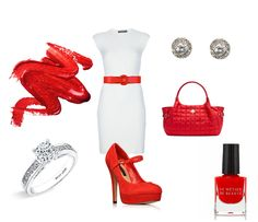 Valentine's Day Outfit! <3
